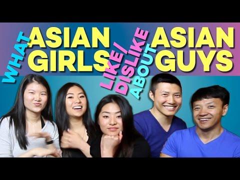 12 Things Asian Girls LIKE/DISLIKE About Asian Guys