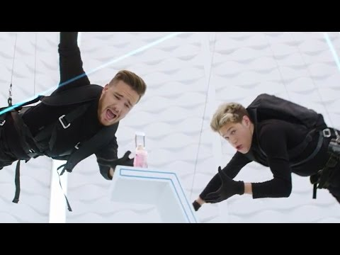 "One Direction ""You & I"" Fragrance Commercial Spoofs Mission Impossible!"