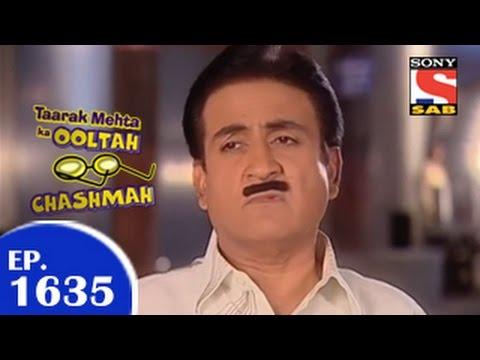Taarak Mehta Ka Ooltah Chashmah - तारक मेहता - Episode 1635 - 24th March 2015 video