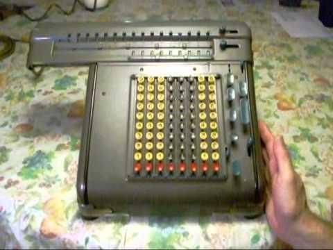 Calculator 14041 cimbali usa