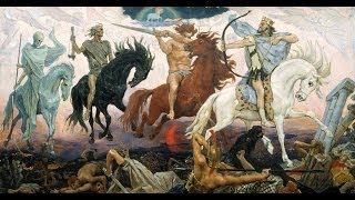 Apocalipse De São João (Filme Bíblico Dublado Completo)  Series Biblicas Desenhos Animes