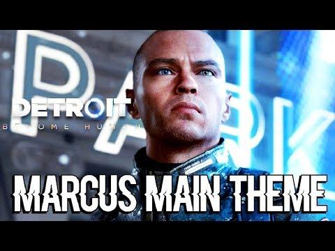 DETROIT BECOME HUMAN - Markus Main Music Theme