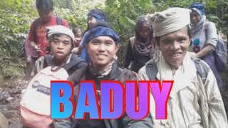 suku baduy ,Perjalanan ke suku BADUY dalam kampung cibeo #baduy #indonesiakeren