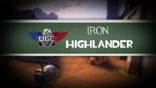 UGC Iron Blue Highlander- Wicked Afterlife vs. Spring Loaded Toaster Vikings- Badwater
