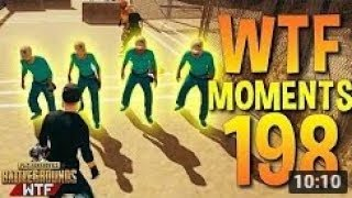 PUBG Funny WTF Moments Highlights Ep 198 playerunknown's battlegrounds Plays