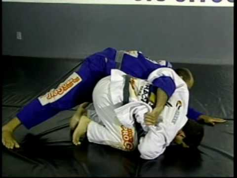 Gordo Half Guard Sweep 2 Image 1