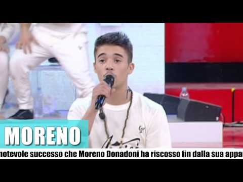 AMICI 2013 – VINCE MORENO DONADONI – NELLA FINALE VINCE LA MUSICA RAP – NEWS
