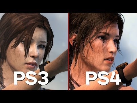 Tomb Raider: Definitive Edition - PS4/PS3 Comparison and Analysis