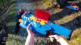 EPIC NERF GUN GAME: MODDED MAYHEM (First Person Shooter)