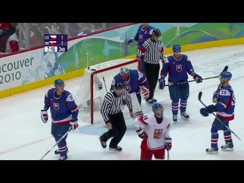 Czech Republic vs Slovakia - Men's Ice Hockey - Complete Event - Vancouver 2010 Winter Olympic Games