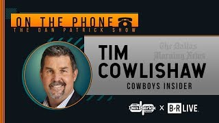 Cowboys Insider Tim Cowlishaw Talks Zeke Holdout, Dak Contract & More w/Dan Patrick | Full Interview
