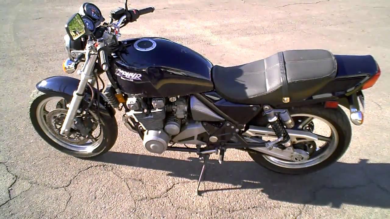1990 Kawasaki Zephyr 550