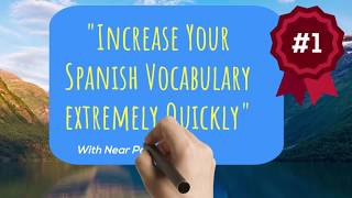 Learn 30 Spanish Words Quick + More