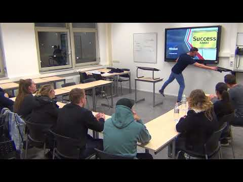 Faalangst training Roy Positieve psychologie hele film
