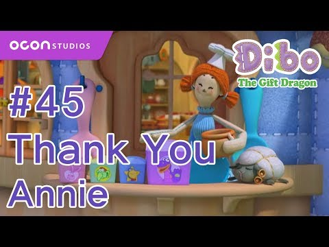 [ocon] Dibo The Gift Dragon  ep45 Thank You Annie( Eng Dub) video
