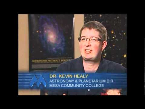 Astronomy Nights News Interview with Maricopa Now.avi