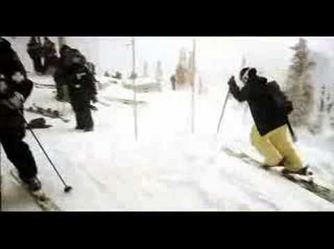 Ultimate freeskiing competition - Red Bull Cold Rush