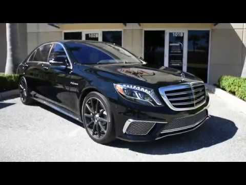 2015 Mercedes-Benz S65 AMG - Driving Emotions