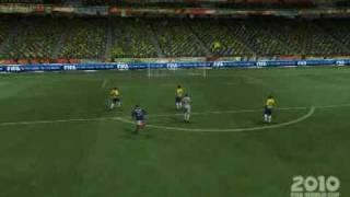 2010 FIFA World Cup - #2 Long Pass