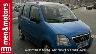 Suzuki WagonR Review - With Richard Hammond (2000)