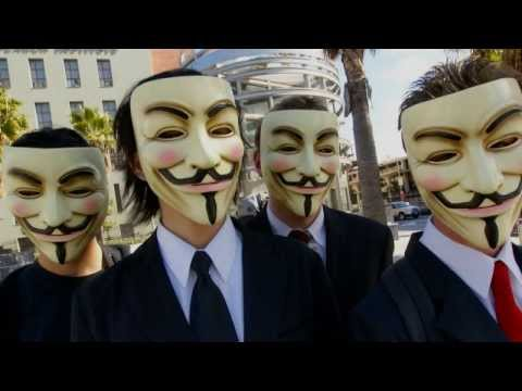 ANONYMOUS -  Illuminati (Song + Download)
