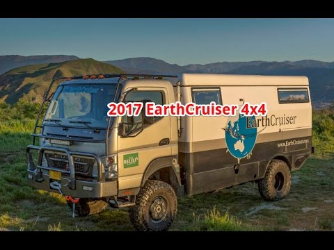 2017 EarthCruisers 4x4 Review