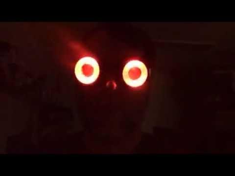 Adafruit NeoPixel LED Goggles