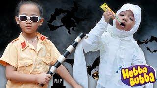 Trò Chơi Người Xác Ướp Ăn Kẹo Chupa Chups - Bé Nhím TV - Đồ Chơi Trẻ Em Thiếu Nhi