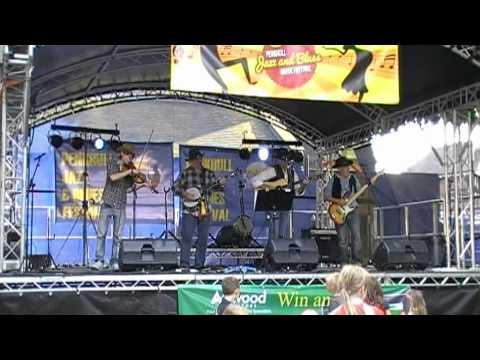 The Slippery Hill Boys - Bluegrass Live @ Penkhull Jazz & Blues Music Festival