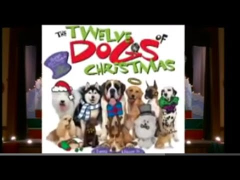 Christmas - Gone to the Dogs! (The 12 dogs of Christmas)