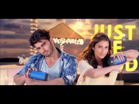 Just Be Loud JBL Song Featuring Arjun Kapoor & Parineeti Chopra