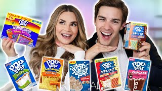 The Pop-Tart Challenge w/ MatPat!!