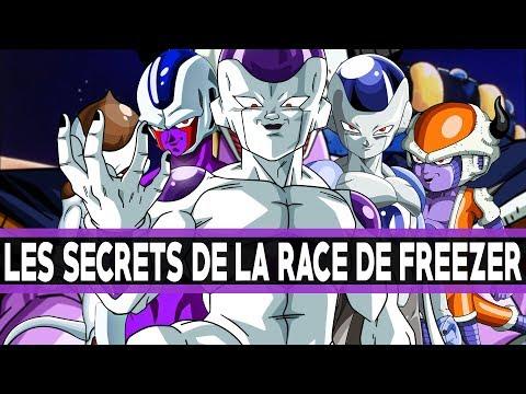 LES SECRETS DE LA RACE DE FREEZER !