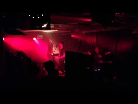 The Soft Moon - Die Life (live) Kinošiška 9.10.2015