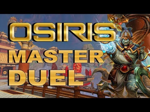 SMITE! Osiris, Nos frustramos pero no cedemos! Master Duel S4 #158