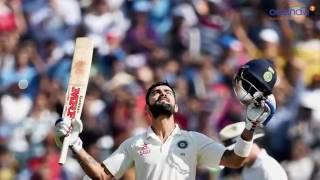 India Vs Bangladesh Test Match Virat Kohli Hits 16th Test 100 Oneindia News