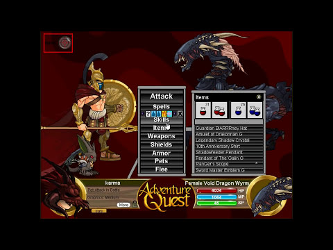 Adventure Quest Ares Warlord Set Review | Legendary Set