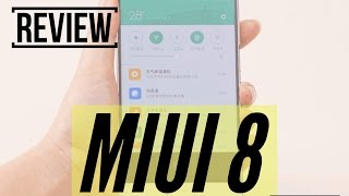 MIUI 8 REVIEW | DON'T UPDATE PLEASE