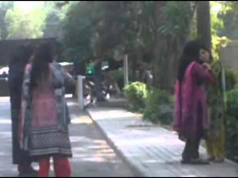 Gc University Lahore Girls Video Part 3 video
