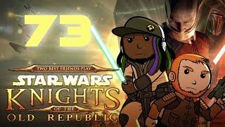Best Friends Play Star Wars: KOTOR (Part 73)