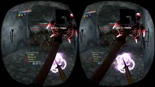 Prevent The Fall VR Review & Gameplay on the Oculus Rift