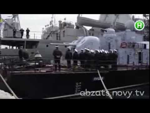 Тяжелое ожидание украинских военных в Крыму - Абзац - 21.03.2014