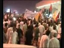 KARACHI AIRPORT TO LYARI: Grand Rally of Sardar Nabil Ahmed KHan Gabol