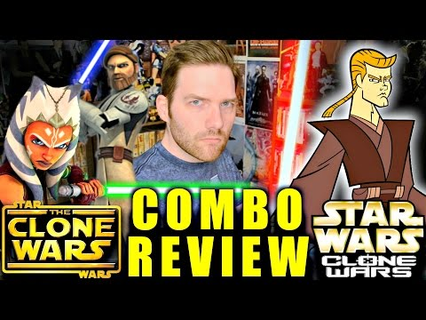 Star Wars: The Clone Wars - Combo Review