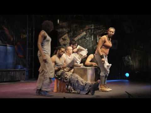 Stomp - newspapers