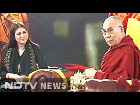 Dalai Lama's praise for Prime Ministers Nehru and Modi