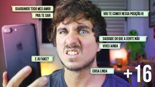 As cantadas do Neymar (+16)