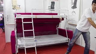 Sofa Bunk Beb - Sofa giường tầng