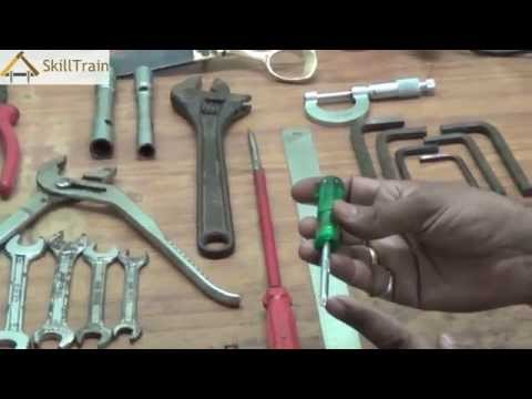 Introduction To The Tools Used In Electrical Training (Part 1) (Hindi) (हिन्दी)