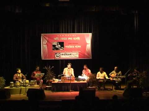 Ei To Hethai Kunjo Chayai - Live video